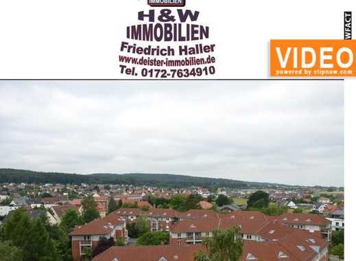 Schicke 4 Zimmerwohnung mit Deisterblick/Nähe Zentrum/Bahnhof/ EBK