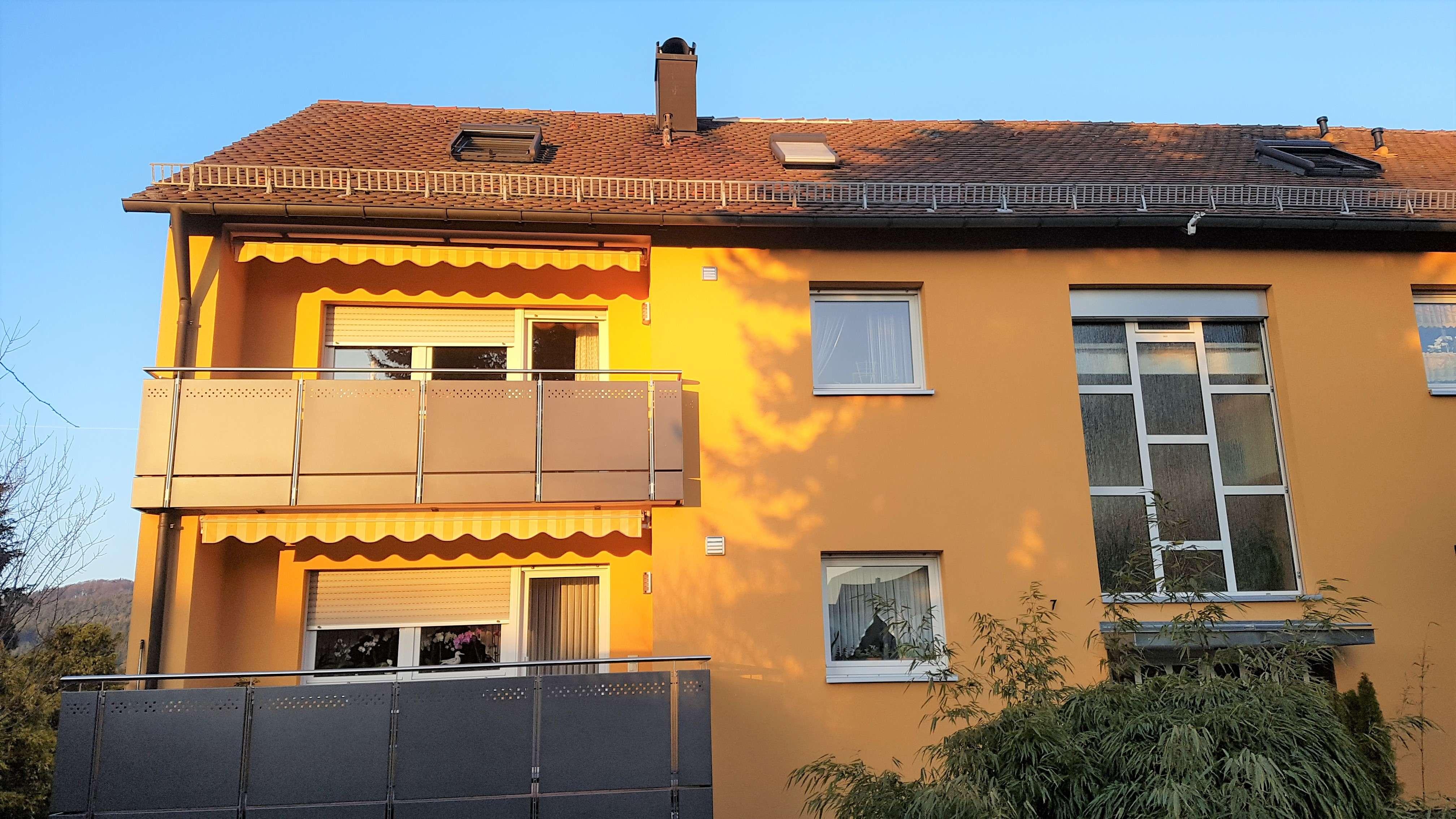 3-Zimmer-Wohnung mit Balkon in ruhiger Wohnlage von Neumarkt in Neumarkt in der Oberpfalz (Neumarkt in der Oberpfalz)