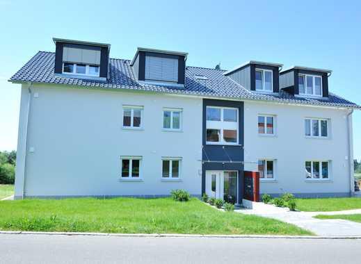 Neuwertige 1-Zimmer-EG-Wohnung mit Balkon in Bodolz