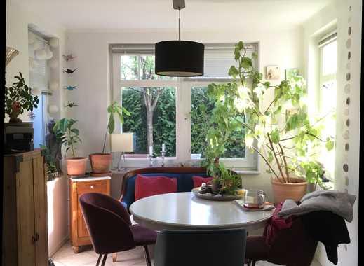Stilvolle, gepflegte 3-Zimmer-Erdgeschosswohnung mit Garten in Lurup, Hamburg