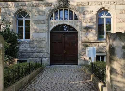 Innere Neustadt - 3-RWG in Denkmalgeschütztem Jugendstil-Wohnhaus