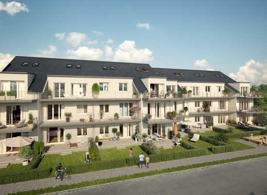 Barrierefreie Wohnung mit Terrasse und Gartenanteil