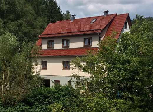 Großzügiges, charmantes Wohnhaus am Bachlauf, Nähe Rennsteig am Thüringer Wald