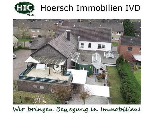 Erweiterbares Wohn-/ und Geschäftshaus mit 2 Wohnungen in Nettetal-Hinsbeck