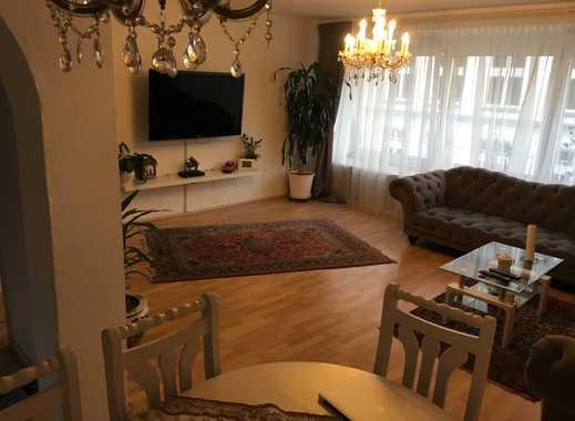 Schöne 90-qm-Wohnung in Essen zentrumsnah (Ostviertel) mit großer Küche und großem Wohn-Esszimmer