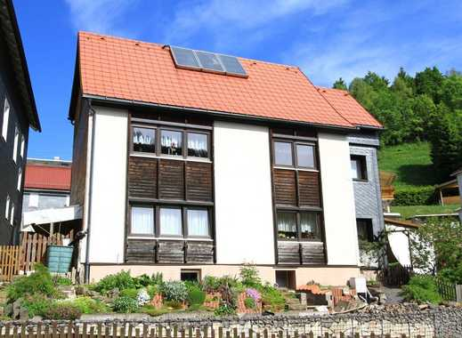 2 FH in Masserberg/ OT mit  Balkon, Terrassen, Garten, Garage und PKW-Stellplatz