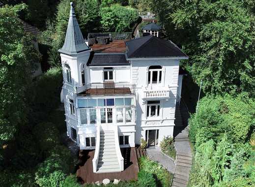 Herrschaftliche Villa mit imposantem Elbblick