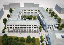 Studentenwohnheim ?UNIKUM?, ?Neue Mitte? des Campus Martinsried