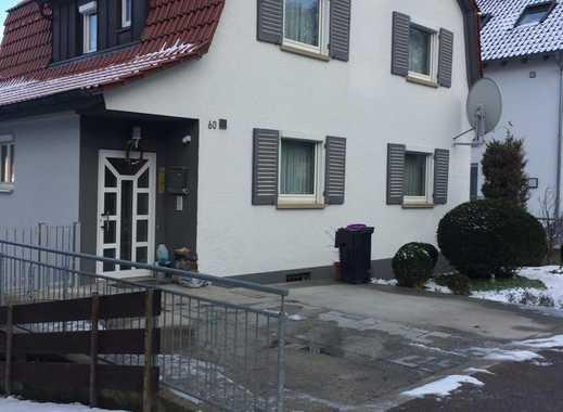 Stilvolle, 4-Zimmer-Maisonette-Wohnungen in Blaustein, für WGs geeignet.
