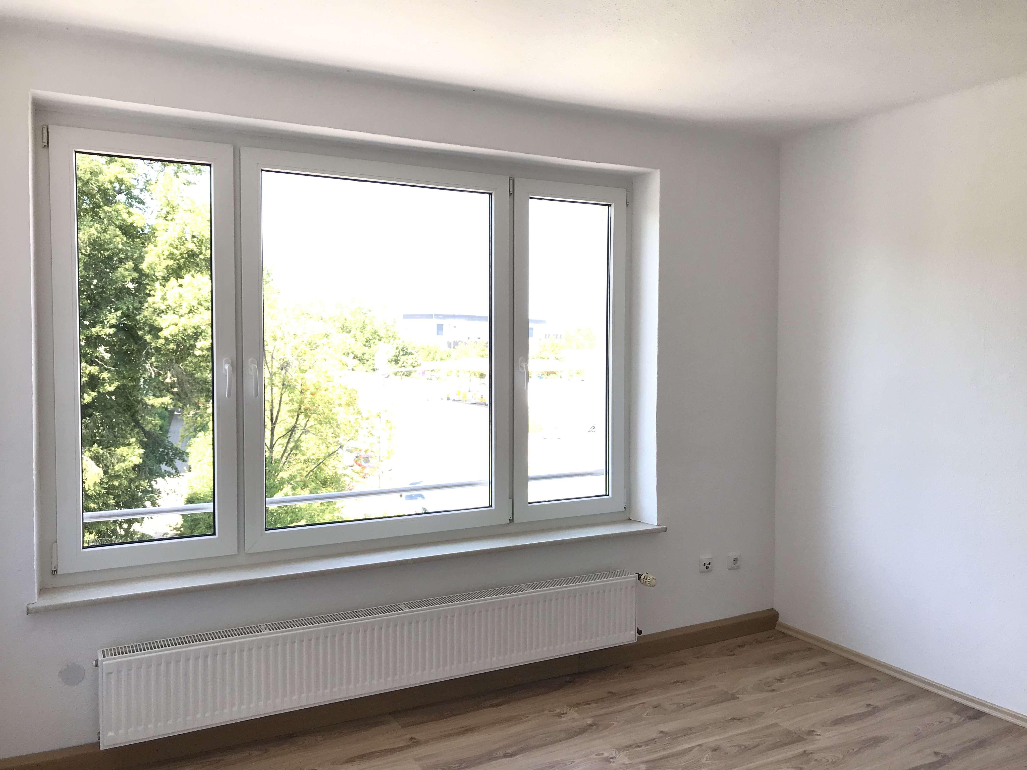 Helle, neu renovierte 4-Zimmer-Wohnung  in Hof in