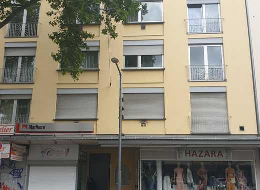 Teilmöbilierte 2-Zimmerwohnung in zentraler Lage (Karlsruhe, Entenfang)