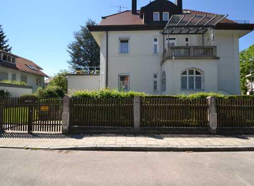 Im Alleinauftrag - Grundstück für Wohnbebauung MFH/DH in Bestlage Obermenzing