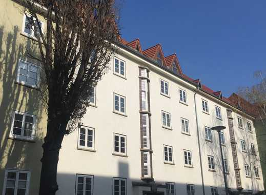 Gepflegte 3-Zimmer-Maisonette-Wohnung mit Einbauküche in Erfurt