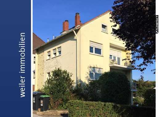 Freistehendes, gepflegtes Mehrfamilienhaus in schöner Wohnlage in Neuweiler