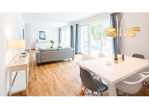 Moderne Familienwohlfühlwohnung mit Gartenanteil in der beliebten Südvorstadt