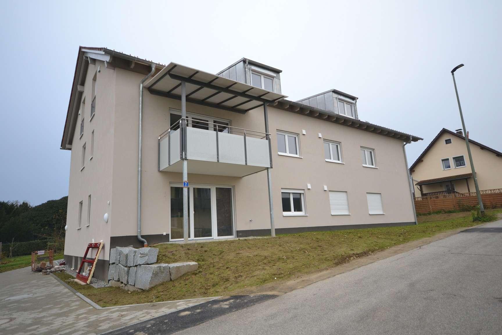 3-Zimmer-Whg. mit Gartenanteil in Heining (Passau)
