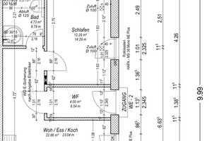 1 Zimmer Wohnung in Roth (Kreis)