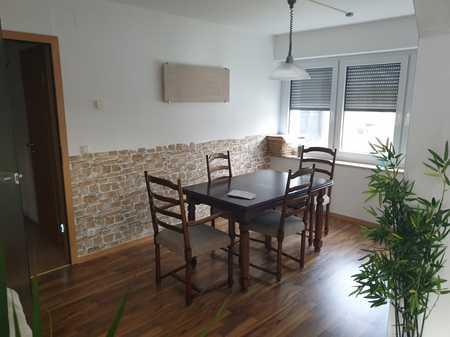 Gepflegte 4-Zimmer-Wohnung mit Balkon und Einbauküche in Memmingen in Memmingen-Innenstadt