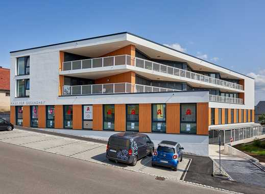VBU Immobilien - Erstbezug, barrierefreie und betreute Wohnung in der Ortsmitte von Neckarwestheim
