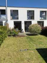 KfW40-Reihenhaus Nähe Allersee 4-Zimmer Terrasse