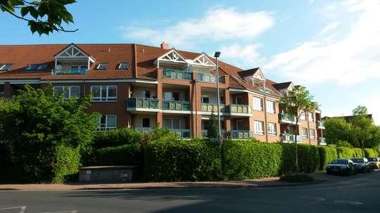 Schöne 2-Zimmer Wohnung mit Dachterrasse in Gehrden, Vivaldistraße 