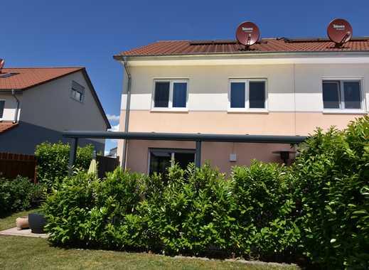 RUDNICK bietet WIE NEU: Gepflegte Doppelhaushälfte mit viel Flair in Neustadt's Auenland