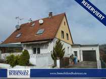 Bild RESERVIERT: Flexible, sanierungsbedürftige DHH in Mühlhofen mit Garage und Garten