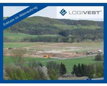 Grundstücke im neuem Gewerbepark mit sehr guter Autobahnanbindung in Geiselwind