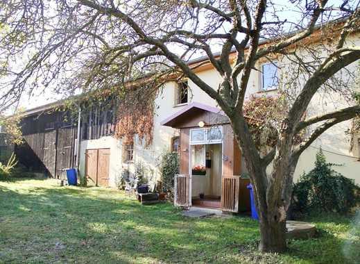 HORN IMMOBILIEN ++ Warlin bei Neubrandenburg ca. 8.000 m²  Grundstück + Haus und Scheune