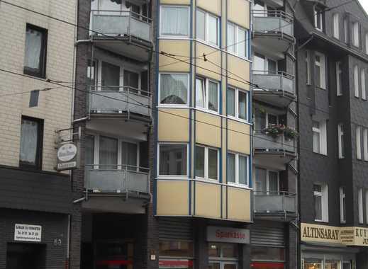 Zentrales Ladenlokal auf der Wanheimer Straße in Duisburg- Hochfeld