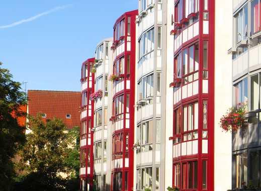 3 Raum-Wohnung mit Balkon und Innenstadtnähe