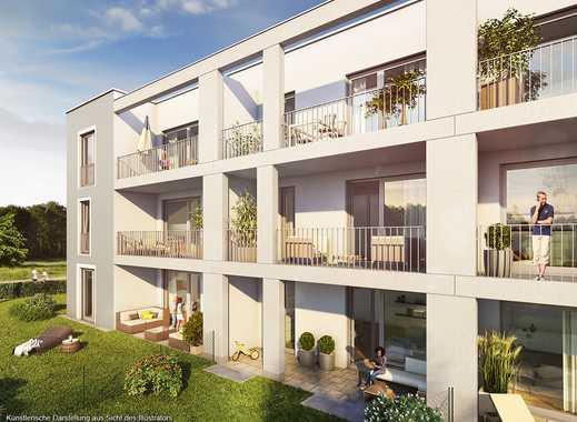 Traumhafte 3-Zimmer-Wohnung mit sonniger Südwest-Loggia und großem Wohn-Ess-Koch-Bereich