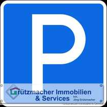 Bild GRÜTZMACHER IMMOBILIEN & SERVICES Stellplatz in 3er Garage.....
