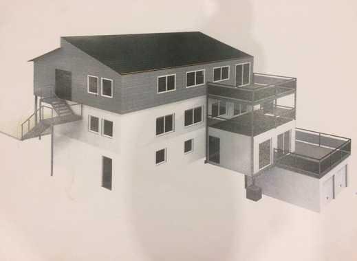 Erstbezug nach Kernsanierung: ansprechende 3-Zimmer-Wohnung mit EBK und Balkon in Mosbach
