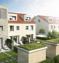 Neubau mit Fußbodenheizung Rollläden KfW-55