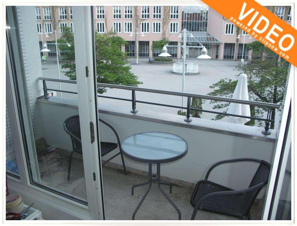 Attraktive Single-Wohnung im Zentrum von Garching, nur 5 Gehminuten zur U-Bahn