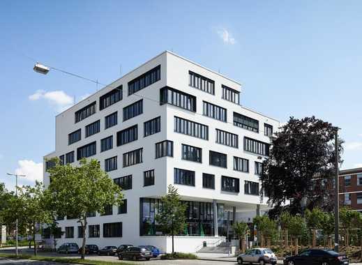 FrankenCampus – 1.210 m² Büroflächen im GREEN BUILDING