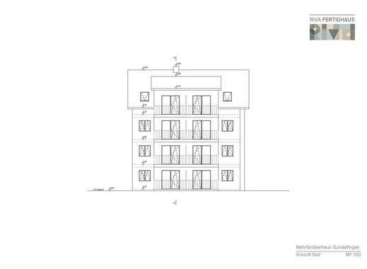 Wohngesunde Eigentumswohnung in Gundelfingen
