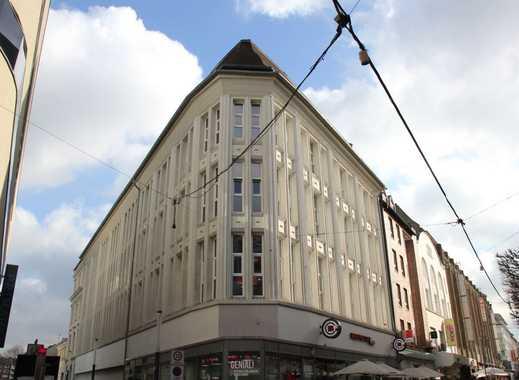 Komplett sanierte und barrierefreie Büroetage mit ca. 513 m² in A-Lage im Zentrum Gelsenkirchens