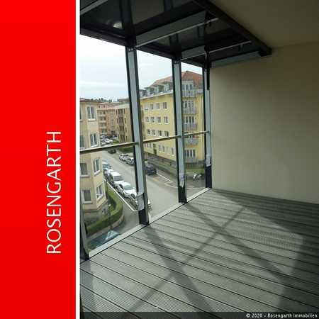 Exklusives 1 Zimmer Apartment mit Wintergarten - nähe Ring Park in Dom (Würzburg)