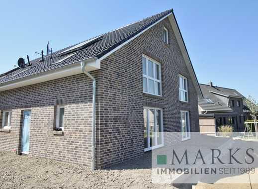 Großzügige Neubau-Doppelhaushälfte mit hochwertiger Ausstattung