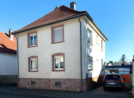 Für die Großfamilie wie gemacht! Generationenhaus mit viel Platz in Rödermark-Urberach!