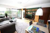 Top gepflegte 2-Zimmer-Wohnung mit Balkon
