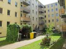 Neu renovierte 2-Raum-Wohnung mit Balkon
