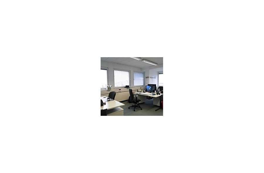 Bsp: Büroraum in andere Etage