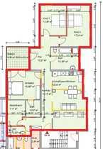 Erstbezug 152qm Wohnung provisionsfrei zu