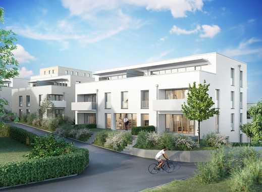 3-Zimmer-Gartenwohnung mit optimalem Grundriss und Terrasse in schöner Umgebung