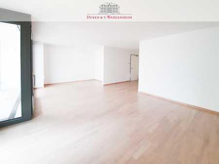 Erstbezug. Elegante 3,5-Zimmer-Wohnung in Bestlage Lehel am Eisbach. in Lehel (München)