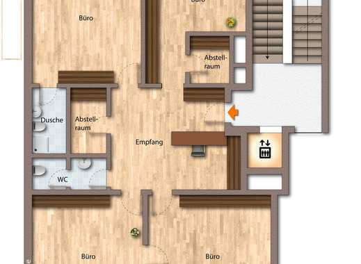 Büro,- oder Praxisräume im Arcohaus zu vermieten