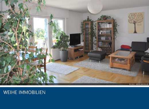 Große Zimmer! 3,5 ZKB  und 2 Balkone in Dudenhofen